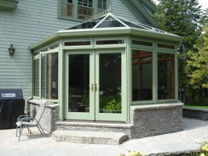 Thermal Sunrooms