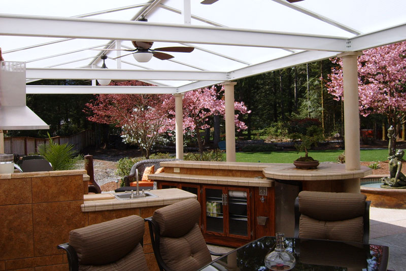 Patio Covers U0026 Outdoor Kitchens. Acrylic Patio Cover