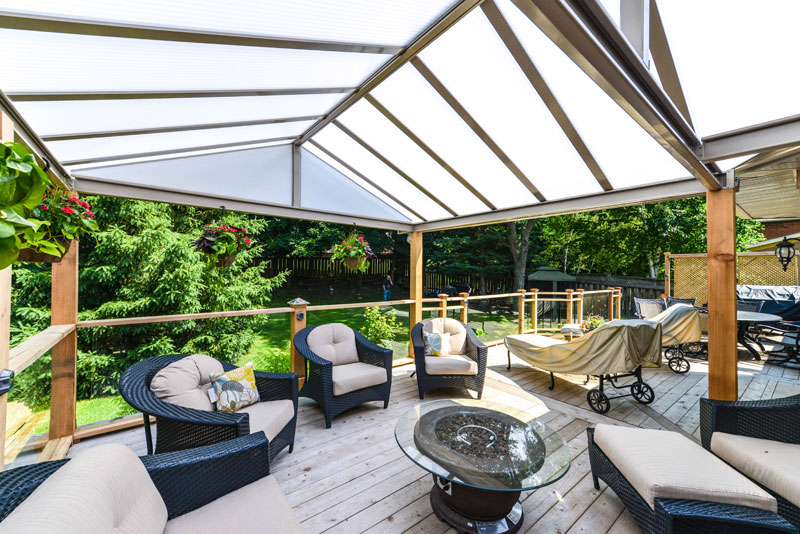 Acrylic Roof Systems Distinctive Sunrooms Amp Patio
